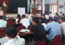 Tập huấn nghiệp vụ cho vay ủy thác năm 2019 tại xã Lê Thiện huyện An Dương